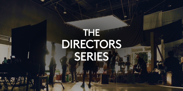 The Director Series Banner